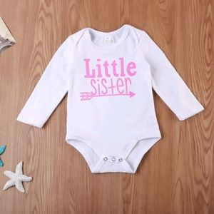 Baby Girl Bodysuit. Size 12 to 18 months.